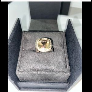 David Yurman ring box multi purpose
